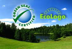 Green Seal Certified & Certified EcoLogo